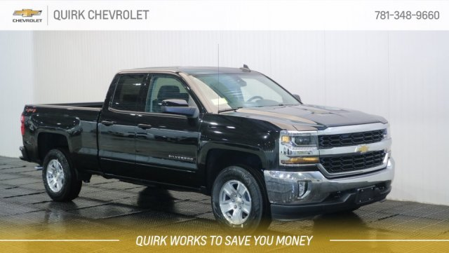 2018 Silverado 1500 Double Cab 4x4,  Pickup #C62107 - photo 1