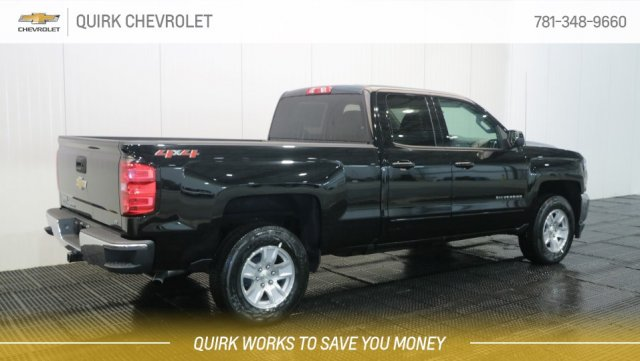 2018 Silverado 1500 Double Cab 4x4,  Pickup #C62107 - photo 2