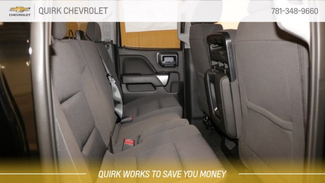 2018 Silverado 1500 Double Cab 4x4,  Pickup #C62107 - photo 5