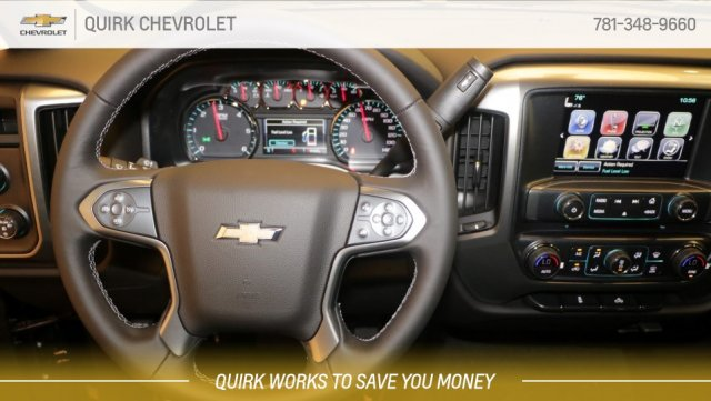 2018 Silverado 1500 Double Cab 4x4,  Pickup #C62107 - photo 8