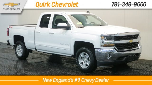 2018 Silverado 1500 Double Cab 4x4,  Pickup #C62158 - photo 1