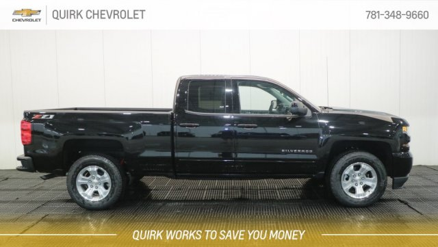 2018 Silverado 1500 Double Cab 4x4,  Pickup #C62247 - photo 3