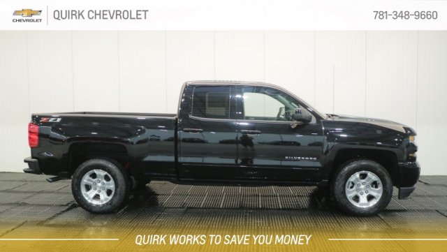 2018 Silverado 1500 Double Cab 4x4,  Pickup #C62266 - photo 3