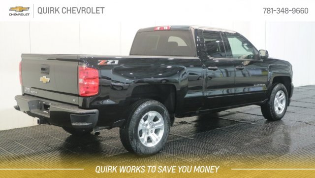 2018 Silverado 1500 Double Cab 4x4,  Pickup #C62269 - photo 2