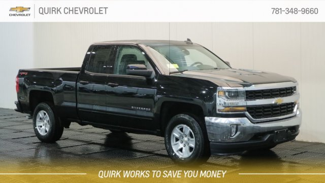 2018 Silverado 1500 Double Cab 4x4,  Pickup #C62296 - photo 1
