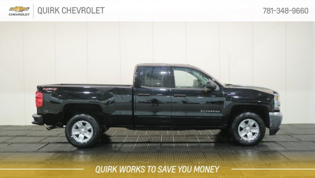 2018 Silverado 1500 Double Cab 4x4,  Pickup #C62296 - photo 3