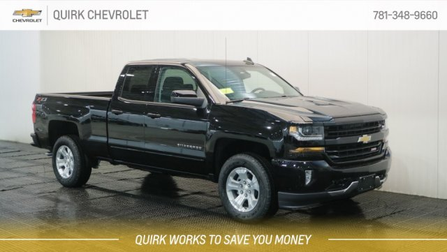 2018 Silverado 1500 Double Cab 4x4,  Pickup #C62399 - photo 1