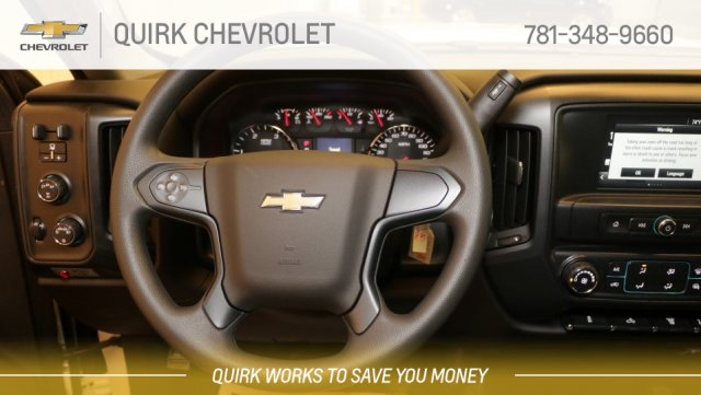 2018 Silverado 3500 Regular Cab DRW 4x4,  Air-Flo Dump Body #C62482 - photo 6