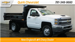 2018 Silverado 3500 Regular Cab DRW 4x4,  Dump Body #C62482 - photo 1