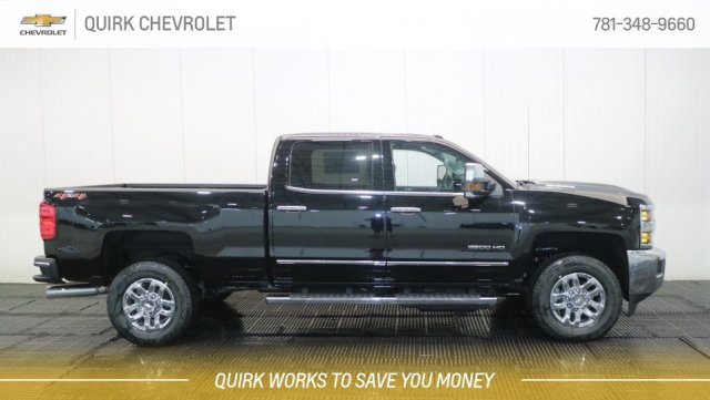 2019 Silverado 2500 Crew Cab 4x4,  Pickup #C62551 - photo 3