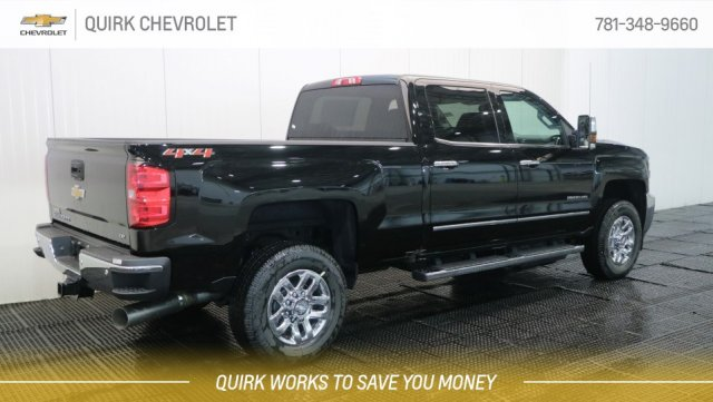 2019 Silverado 2500 Crew Cab 4x4,  Pickup #C62551 - photo 2