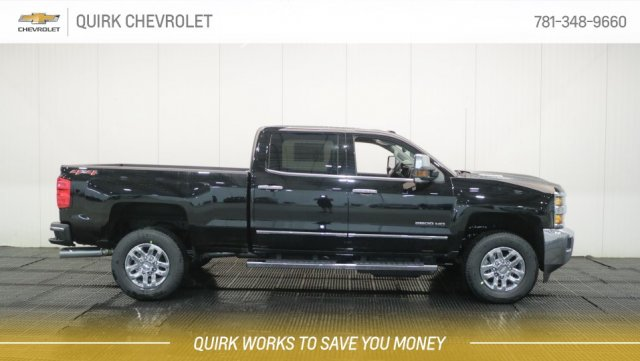 2019 Silverado 2500 Crew Cab 4x4,  Pickup #C62556 - photo 3