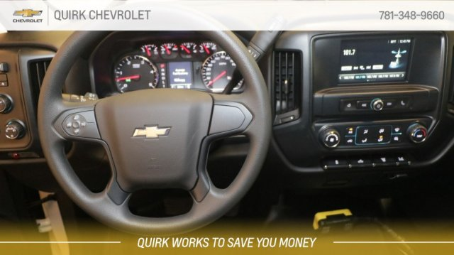 2018 Silverado 3500 Regular Cab DRW 4x4,  Air-Flo Dump Body #C62625 - photo 6