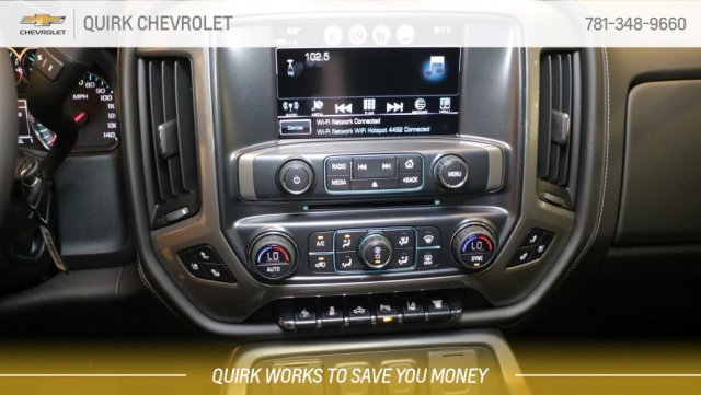 2019 Silverado 2500 Crew Cab 4x4,  Pickup #C62823 - photo 10