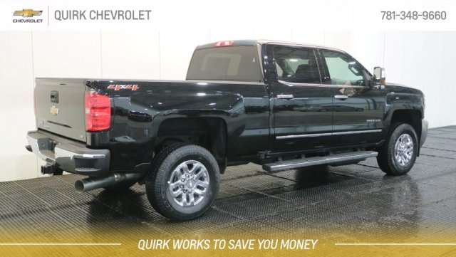 2019 Silverado 2500 Crew Cab 4x4,  Pickup #C62852 - photo 2