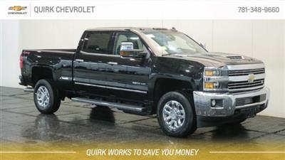 2019 Silverado 2500 Crew Cab 4x4,  Pickup #C62852 - photo 1