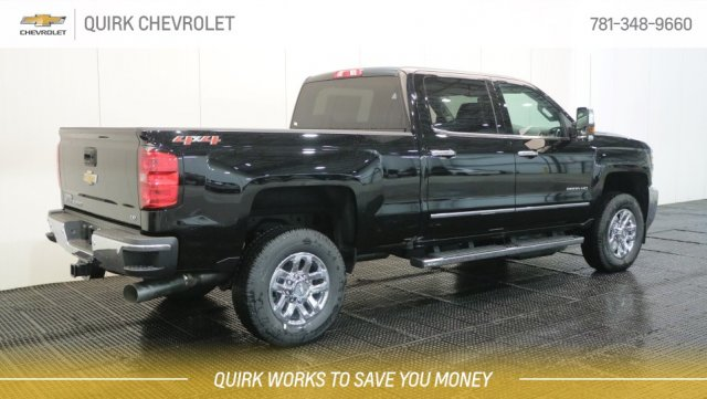 2019 Silverado 2500 Crew Cab 4x4,  Pickup #C62897 - photo 2