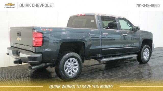 2019 Silverado 2500 Crew Cab 4x4,  Pickup #C63011 - photo 2