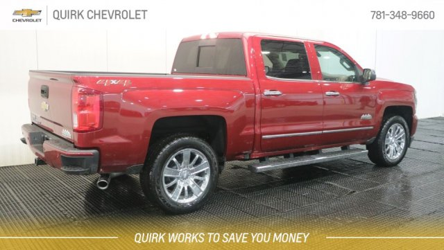 2018 Silverado 1500 Crew Cab 4x4,  Pickup #C63203 - photo 2