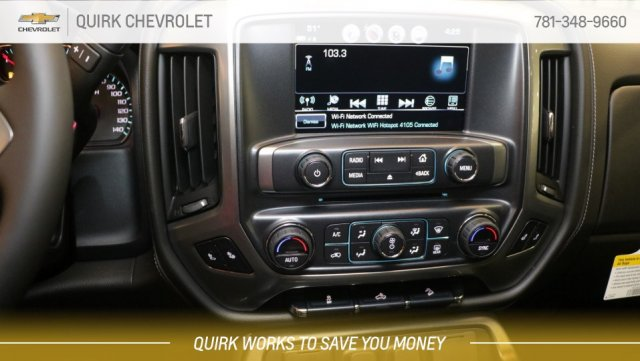 2018 Silverado 1500 Crew Cab 4x4,  Pickup #C63378 - photo 10