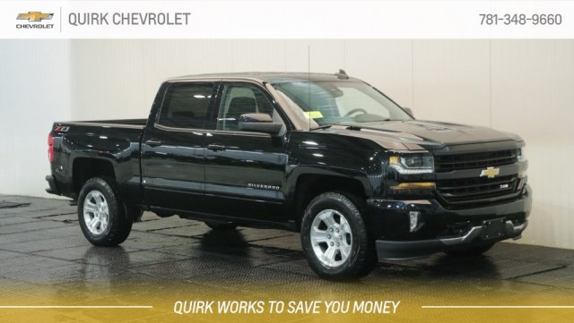 2018 Silverado 1500 Crew Cab 4x4,  Pickup #C63733 - photo 1
