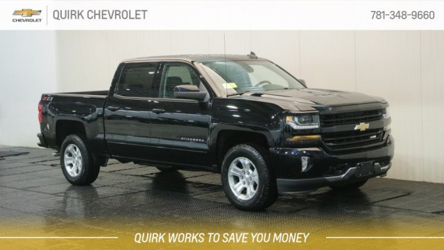 2018 Silverado 1500 Crew Cab 4x4,  Pickup #C63740 - photo 1