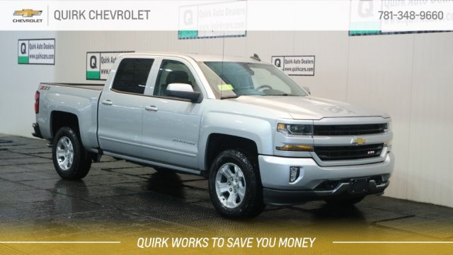 2018 Silverado 1500 Crew Cab 4x4,  Pickup #C63923 - photo 1