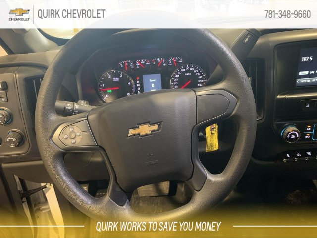 2019 Silverado 5500 Regular Cab DRW 4x4, Kargo King 11 Hooklift Body #C65161 - photo 5