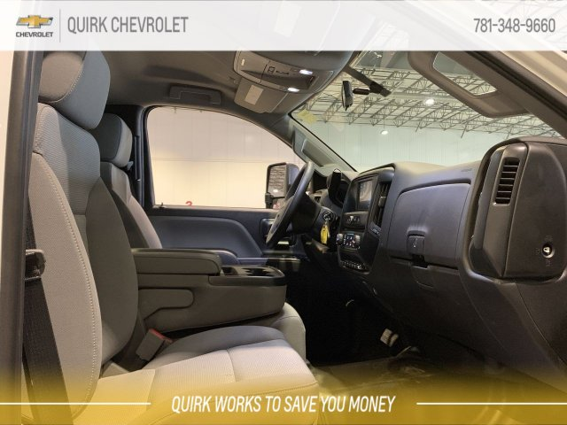 2019 Silverado 5500 Regular Cab DRW 4x4, Kargo King 11 Hooklift Body #C65161 - photo 16