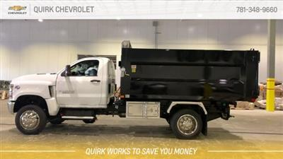 2019 Silverado 5500 Regular Cab DRW 4x4, Kargo King 11 Hooklift Body #C65161 - photo 10
