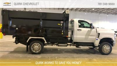 2019 Silverado 5500 Regular Cab DRW 4x4, Kargo King 11 Hooklift Body #C65161 - photo 17