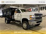 2019 Chevrolet Silverado 5500 Regular Cab DRW 4x4, Kargo King Hooklift Body #C65161 - photo 1