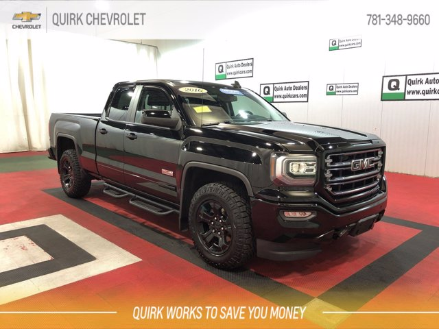 2016 GMC Sierra 1500 Double Cab 4x4, Pickup #C65161A - photo 1