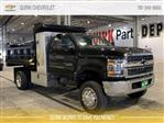 2019 Silverado 5500 Regular Cab DRW 4x4, Galion Dump Body #C65848 - photo 1