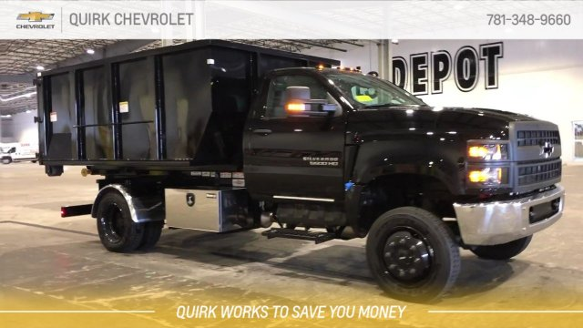 2019 Silverado 5500 Regular Cab DRW 4x4,  Switch N Go Drop Box Hooklift Body #C66468 - photo 3