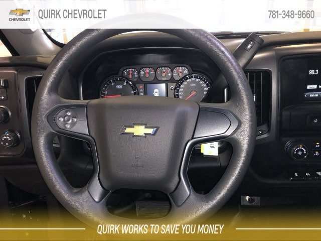 2019 Silverado 5500 Regular Cab DRW 4x4,  Switch N Go Drop Box Hooklift Body #C66468 - photo 12