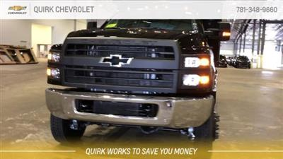 2019 Silverado 5500 Regular Cab DRW 4x4,  Switch N Go Drop Box Hooklift Body #C66468 - photo 4