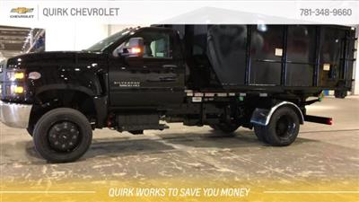 2019 Silverado 5500 Regular Cab DRW 4x4,  Switch N Go Drop Box Hooklift Body #C66468 - photo 8