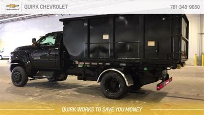 2019 Silverado 5500 Regular Cab DRW 4x4,  Switch N Go Drop Box Hooklift Body #C66468 - photo 6