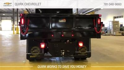 2019 Silverado 5500 Regular Cab DRW 4x4, Galion 100U Dump Body #C66469 - photo 11