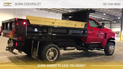 2019 Silverado 5500 Regular Cab DRW 4x4, Galion 100U Dump Body #C66469 - photo 2