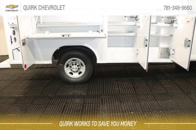 2019 Express 3500 4x2, Reading Aluminum CSV Service Utility Van #C66612 - photo 9