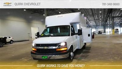 2019 Express 3500 4x2, Rockport Workport Service Utility Van #C66614 - photo 4