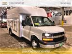 2019 Express 3500 4x2, Rockport Workport Service Utility Van #C66614 - photo 1