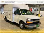 2019 Express 3500 4x2, Rockport Service Utility Van #C66615 - photo 1