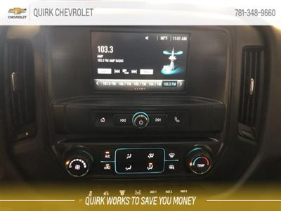 2019 Silverado 5500 Regular Cab DRW 4x2, Reading Steel Stake Bed #C67529 - photo 14