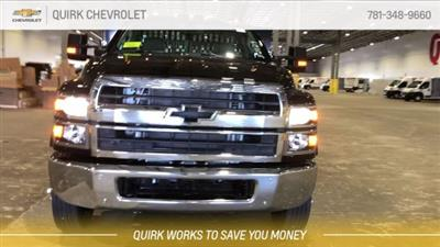 2019 Silverado 5500 Regular Cab DRW 4x2, Reading Steel Stake Bed #C67529 - photo 5