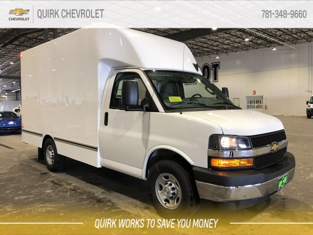 2019 Chevrolet Express 3500 4x2,  Unicell Cutaway Van #C67531 - photo 1