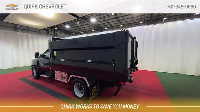 2020 Chevrolet Silverado 4500 Regular Cab DRW 4x2, Voth Truck Bodies Hooklift Body #C68550 - photo 7