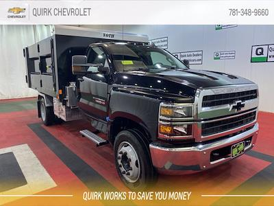 2020 Chevrolet Silverado 4500 Regular Cab DRW 4x2, Voth Truck Bodies Hooklift Body #C68550 - photo 1